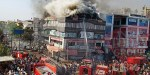 15 killed in Surat coaching centre fire, horrific visuals show kids falling off burning building Updates.