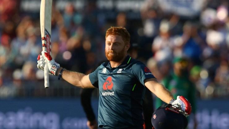 3rd ODI Jonny Bairstow century sees England overpower Pakistan.