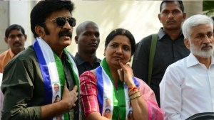 Actor Jeevitha Rajashekar say wishes to andhra pradesh Cm Jagan Mohan Reddy.