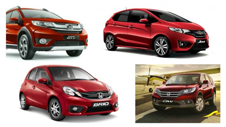 Honda Cars Available With Benefits Of Upto Rs 1 Lakh.