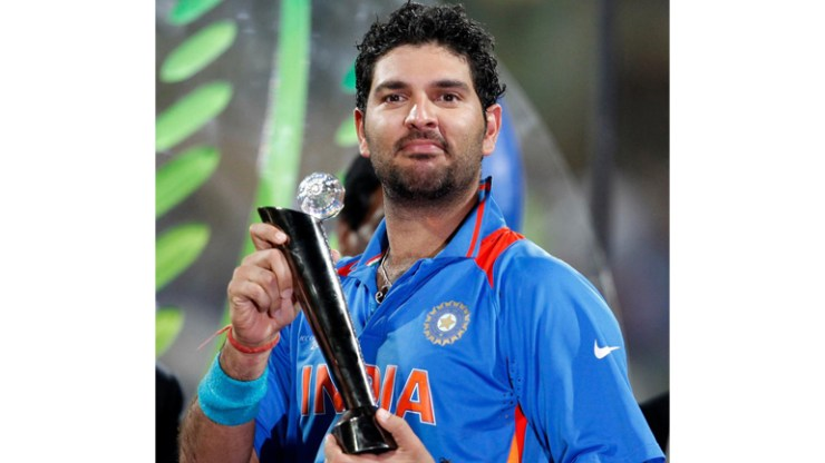 cricketer Yuvraj Singh may announce retirement from international cricket today.