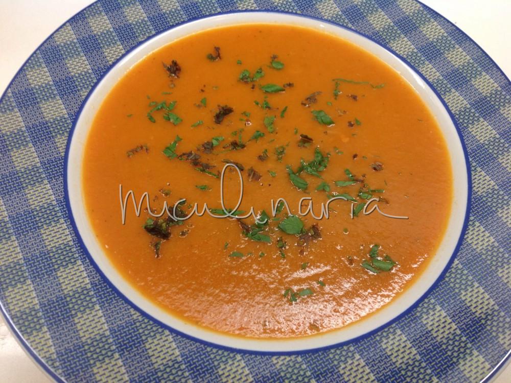 Tarhana orbasi sopa tradicional turca  Mi Culinaria