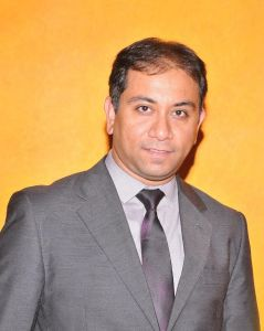 Amit Roy, executive vice president and regional head for EMEA at Paladion