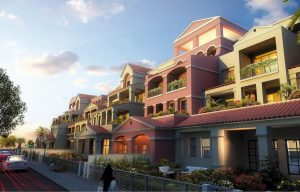 Duplex Apartments in Green Community West Phase 3 in DIP