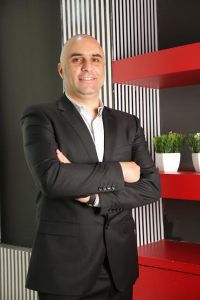 Fouad Halawi, CEO, Virgin Mobile Saudi Arabia.