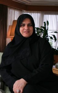 HE Dr Raja Easa Al Gurg, Vice Chairperson and Group CECO, Dubai Healthcare City Authority.