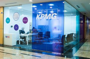 KPMG's Corporate Services dedicated office at the Bahrain Financial Harbour.
