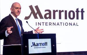 Marriott international press conference