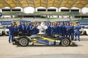 Michelin Pilot Sport Experience 2016