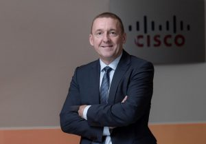 Mike Weston, Vice President, Cisco Middle East