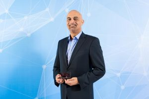 Yasser Zeineldin - CEO - eHosting DataFort - Channel ME SMB Innovation Awards 2016