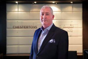 Declan McNaughton, Managing Director UAE, Chestertons MENA