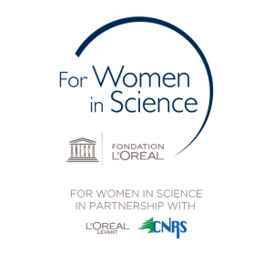 for-women-in-science-cnrs-logo