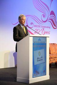 David Macadam - CEO MECSC