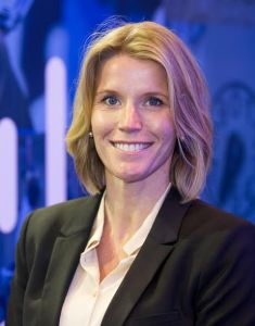 Frida Kleimert, Head of Channel and Commercial Sales, Cisco UAE
