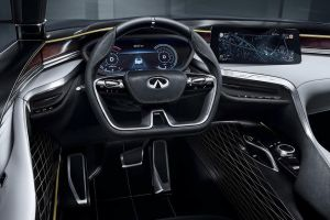QX Sport Inspiration A Daring new SUV vision from INFINITI