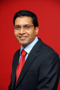 Rajat Mohanty, Co-founder, Chairman and CEO at Paladion