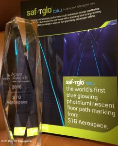 STG Aersospace Award