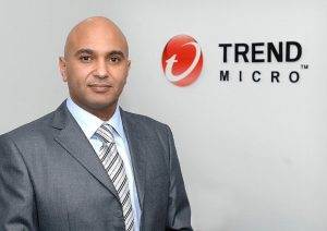 Ihab Moawad, VP Mediterranean, Mid. East, Africa, Russia & CIS at Trend Micro.