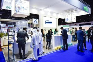 Wilo Middle East participates in WETEX 2016