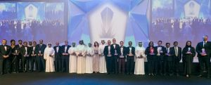 Winners of the Seatrade Maritime Awards 2015