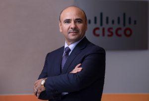 Ziad Salameh , Managing Director – West Region, Cisco Middle East
