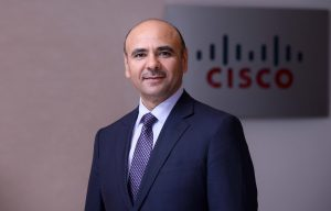 Ziad Salameh, Managing Director - West Region, Cisco Middle East