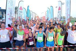 Pink Run – Danat Al Emarat Hospital was the healthcare partner at the event