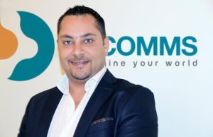 Bahaa Fatairy, Founder and Managing Director, BR Communications