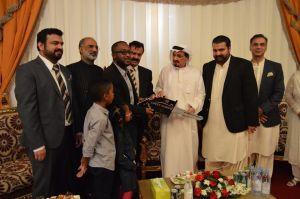 H.H Humaid Bin Rashid Al Nuaimi