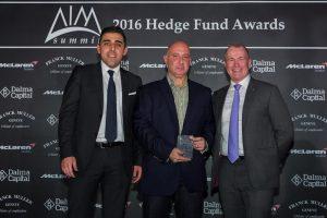 ISAM Best Hedge Fund Award