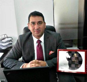 Niranj Sangal, Group CEO - OMA Emirates Group