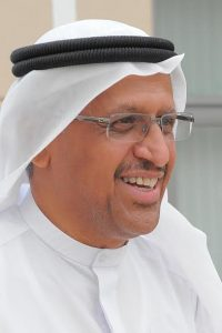 Professor Reyadh AlMehaideb, Vice President of Zayed University