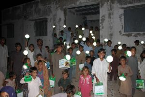 Schneider Electric Providing Community with Access to Energy