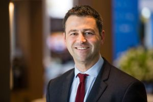 Simon Press, Senior Exhibition Director, Arabian Travel Market