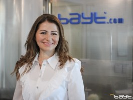 Ola Haddad, Director of Human Resources at Bayt.com
