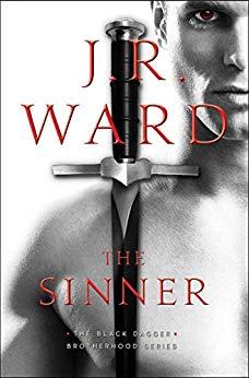 The Sinner upcoming book by JR Ward