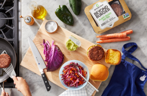 Blue Apron Beyond Meat