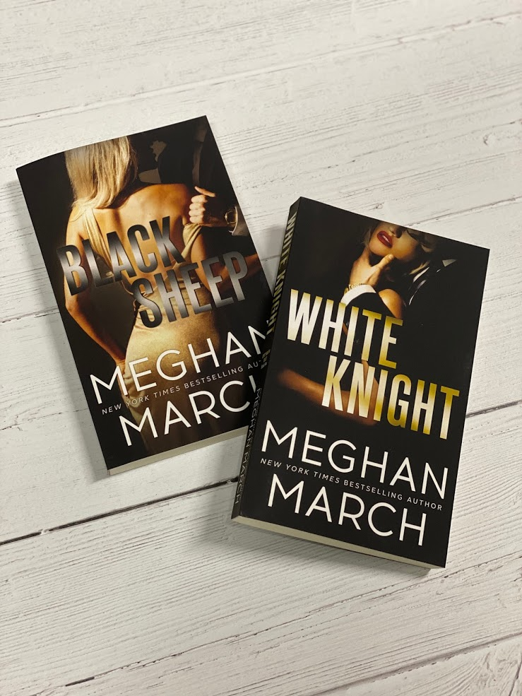Meghan March Books