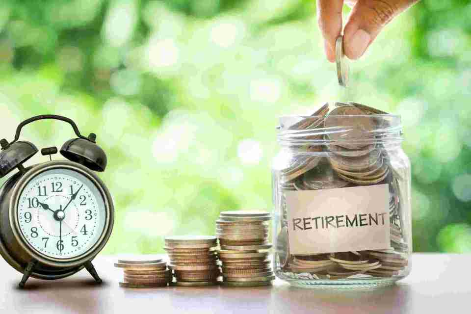 clock ticking towards retirement