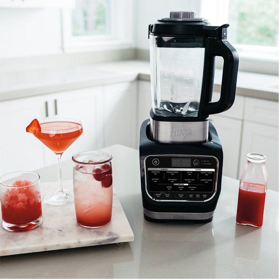 Ninja Foodi Blender on Oprah's Favorite Things List
