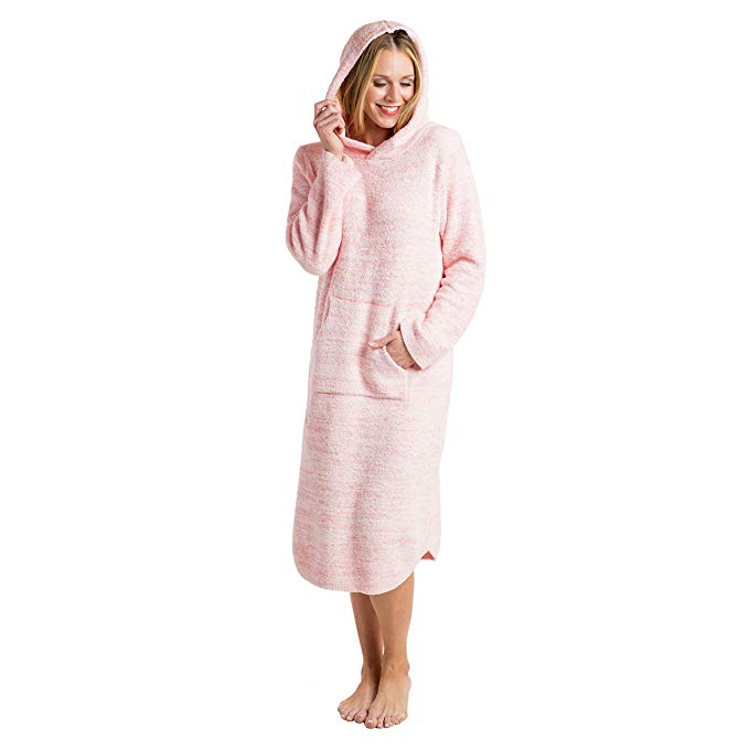 Softies Ultra Soft Marshmallow Hooded Lounger