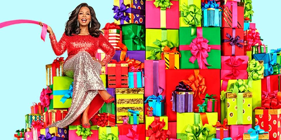 Oprah's Favorite Things List