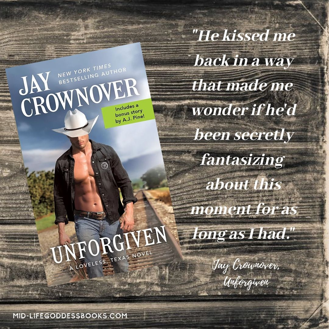 Unforgiven by Jay Crownover