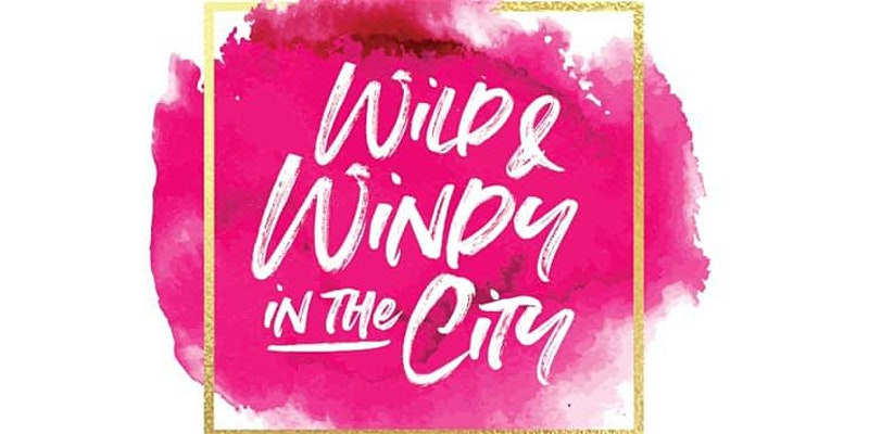 Wild and Windy in the City author Signing Event