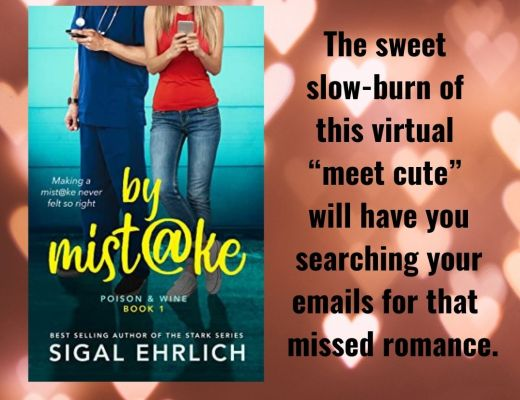 by Mistake book cover