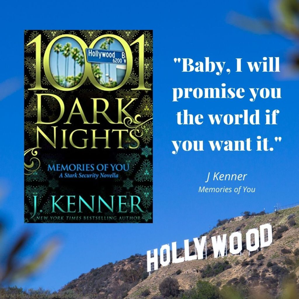 Quote from Memories of You by J Kenner