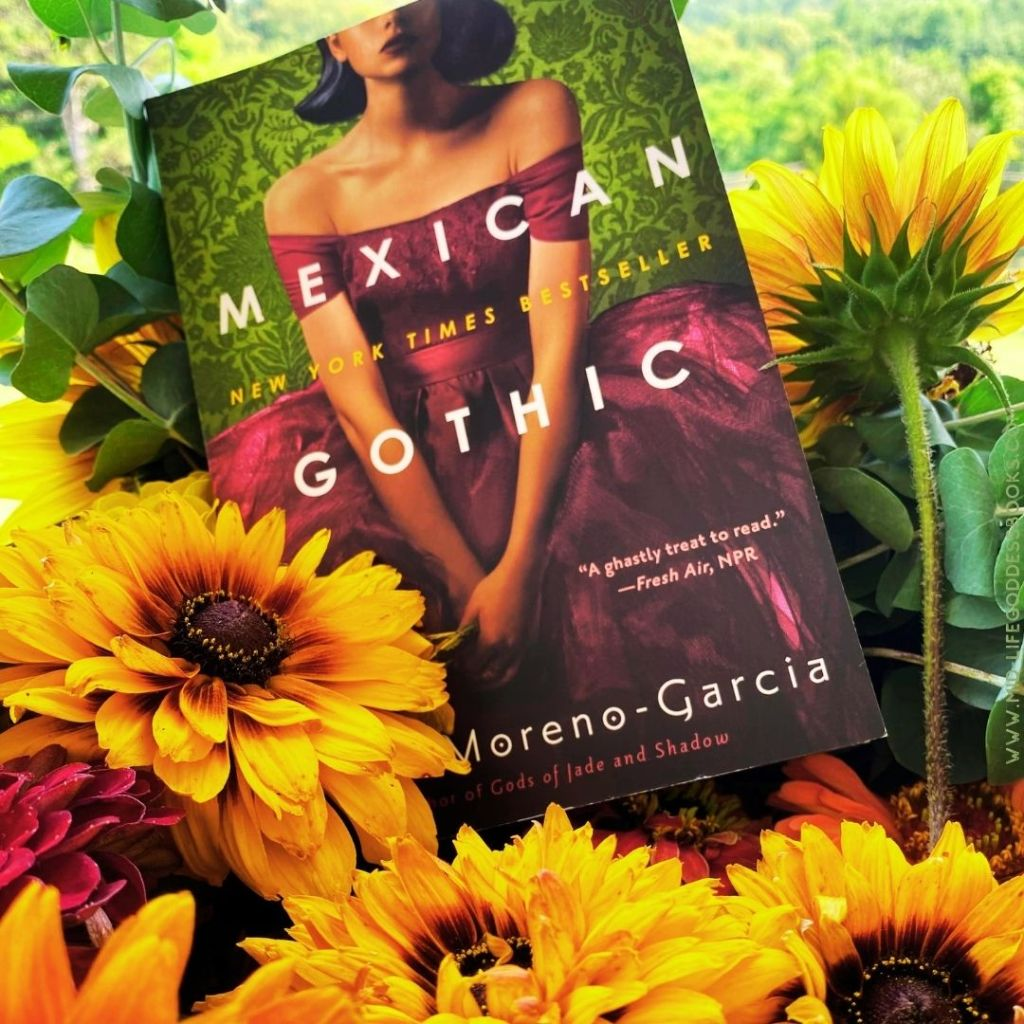 Mexican Gothic Book