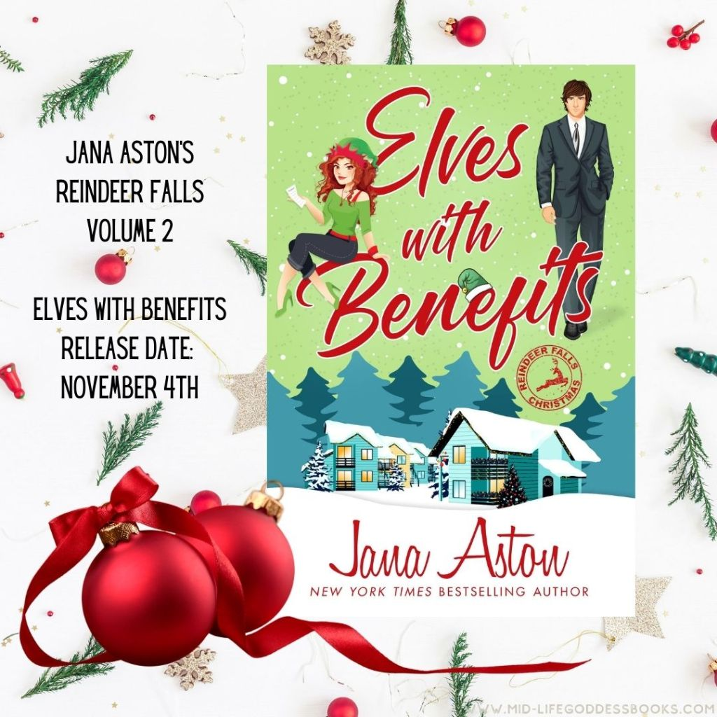 Elves with Benefits Cover