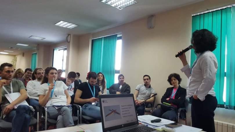 Обучение на млади предприемачи за личностни умения 1